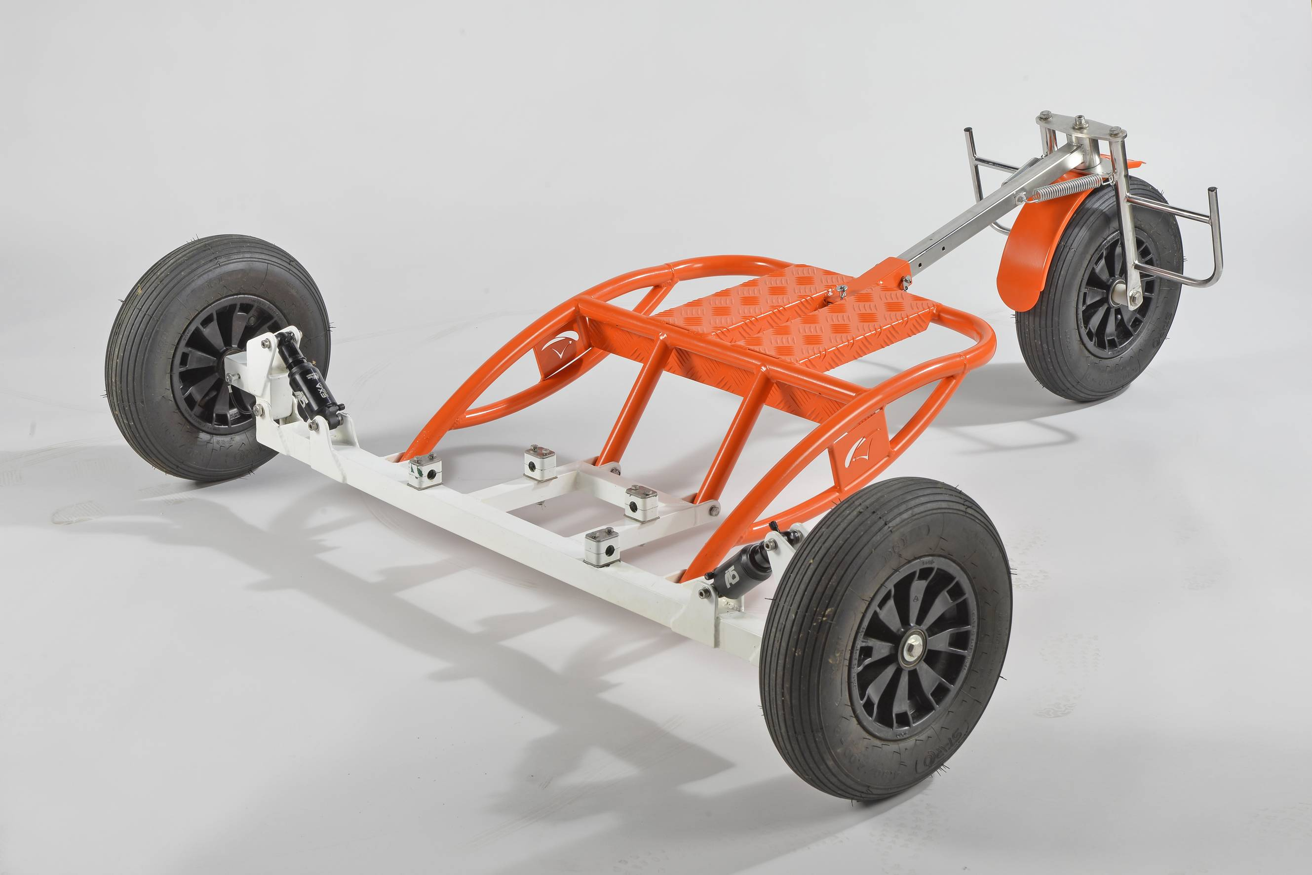 paramoteur chassis en inox et alu
