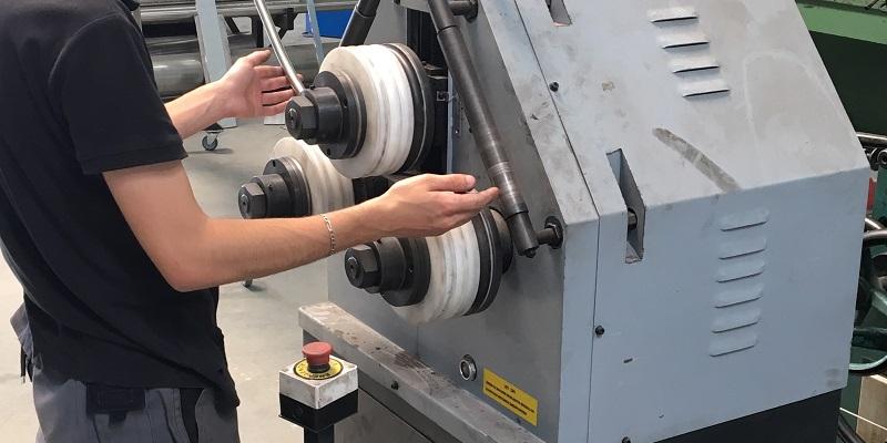 Volumetal cintrage de tole pour outils