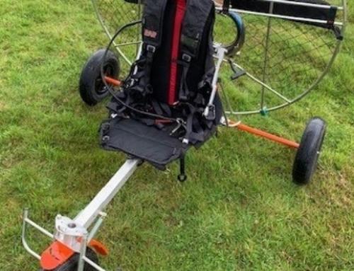 Chariot Paramoteur V2
